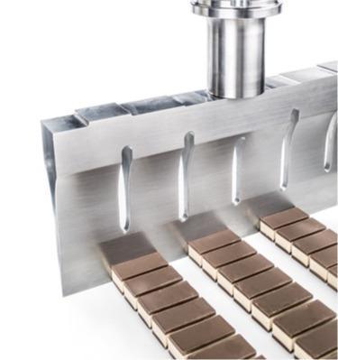 Режущие сонотроды для применения в пищевой промышленности - Оптимальный дизайн для легкой резки