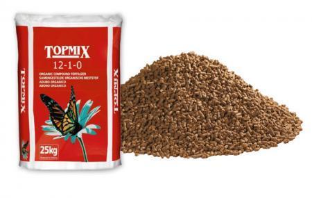 Organic Compound Fertilizer 12-1-0 - Biological fertilizers