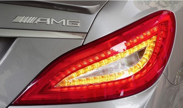 Benz Tail Light - Item : 2013520775