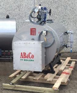 Elektrische Stoomketel - De gasloze oplossing voor stoom! tot 3000kW