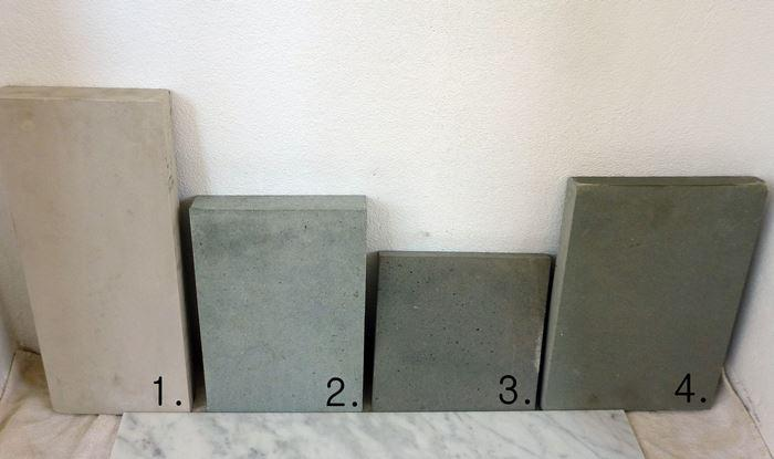 Sandstein -  rot, weiß, grau, andere