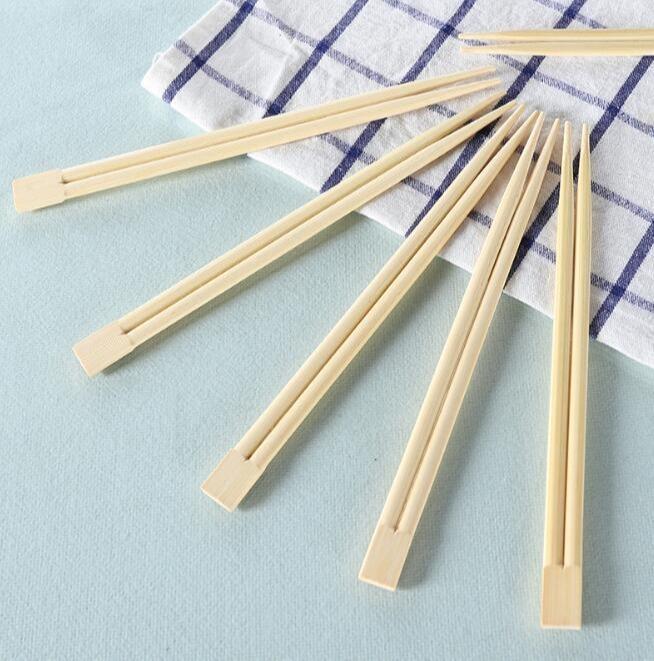 Bamboo twin chopsticks - disposable bamboo chopsticks/Chinese chopsticks