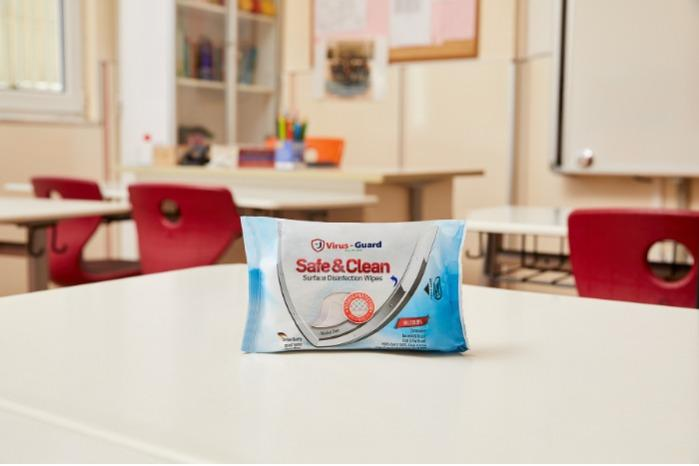 Safe & Clean Wipes -