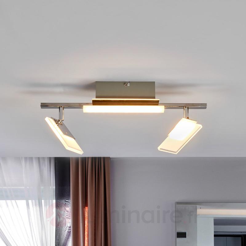Plafonnier moderne LED Teda - Plafonniers LED