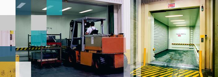 Goods/Passenger Lifts - Lift Solutions