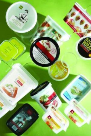 IML - In Mould Labeling - In Mould Labeling to give your product more shelf impact