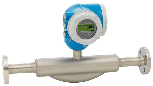 Proline Promass F 300 Débitmètre Coriolis - Le débitmètre offrant haute précision et robustesse avec un transmetteur compact