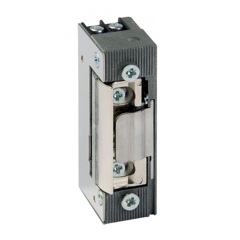 Gache électrique 2 roureg opem 24v ac/dc à émission de... - Gestion d'accès