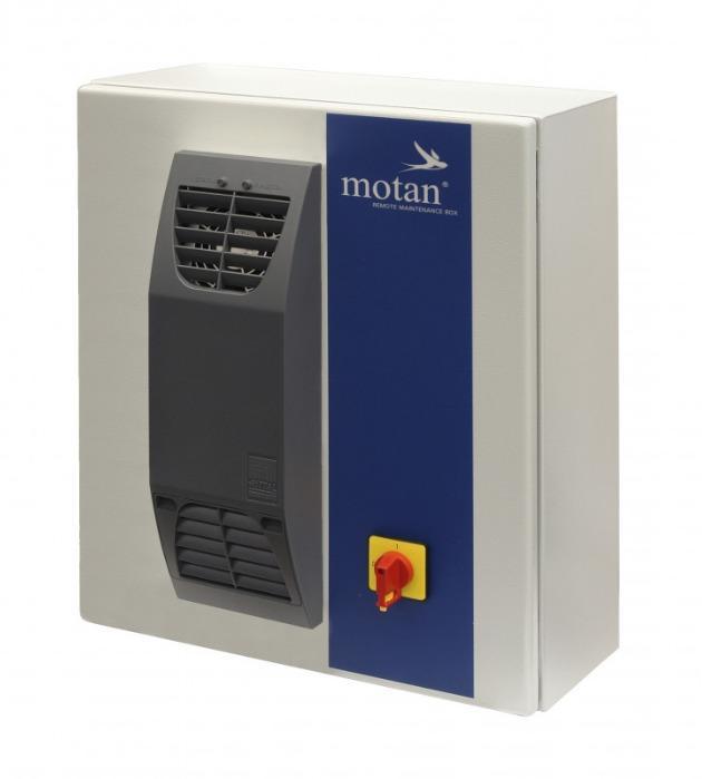 数字维护 - 远程维护箱 - 塑料行业数字维护的简单安全解决方案
