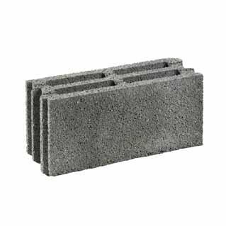 Blocs et briques - Formats allemands