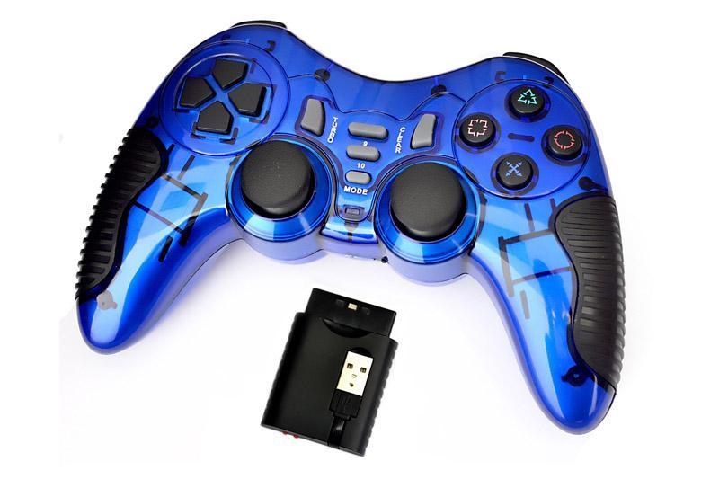 Wireless Gamepad For PS2/PS3/PC - STK-WA2021PUP