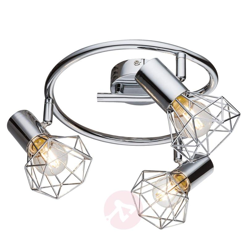 Daiva - 3-bulb ceiling lamp - indoor-lighting