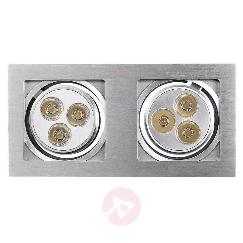 LED recessed light Seoul 6 x 1 W - Recessed Spotlights