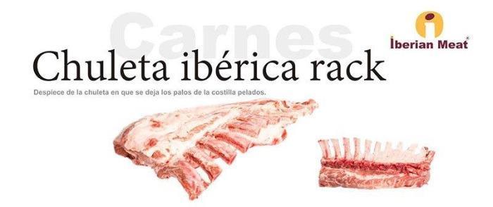 iberian meat french rack suino iberico - iberian meat french rack suino iberico