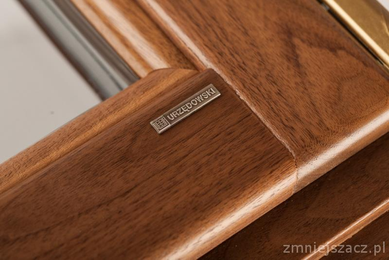 Wood window -