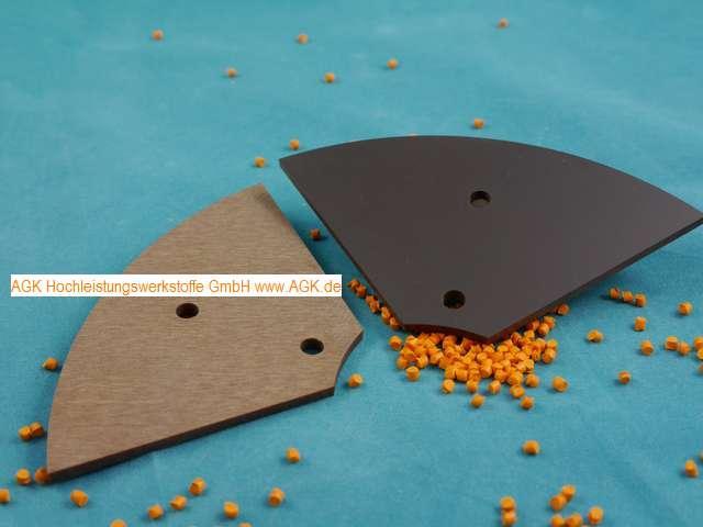 Isolierteile aus Hartgewebe und Hartpapier - temperaturbeständige Elektroisolierstoffe bis 280°C