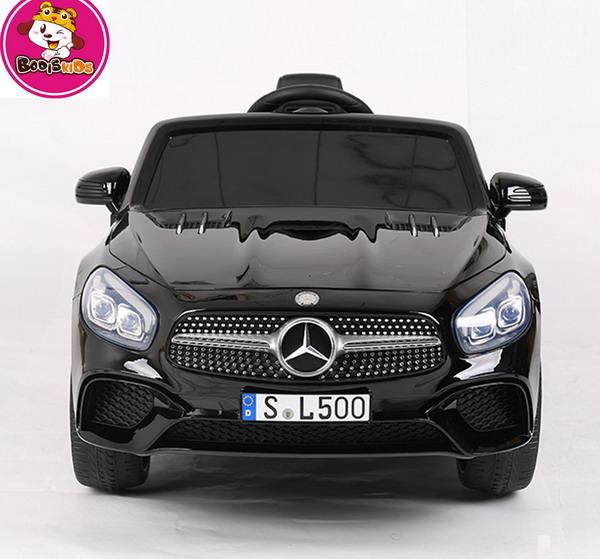 2018 Newest Electric Licensed Mercedes Ride On Car Benz For  - Ride On Car