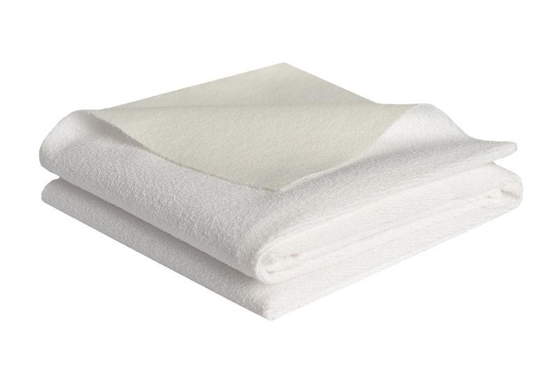Ochrona materaca - prześcieradła, wodoodporne podkłady i ceraty na niemowlęce łóżeczko