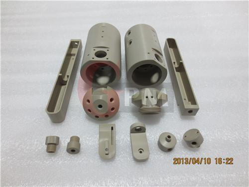 Precision injection molding parts -