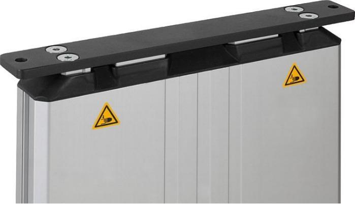 Colonnes de levage en aluminium - réglables électriquement