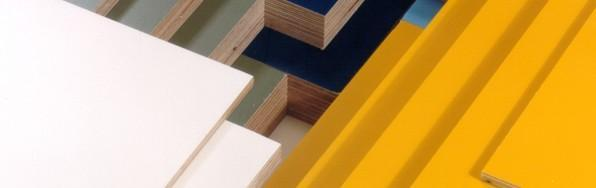 Plywood - Riga Color