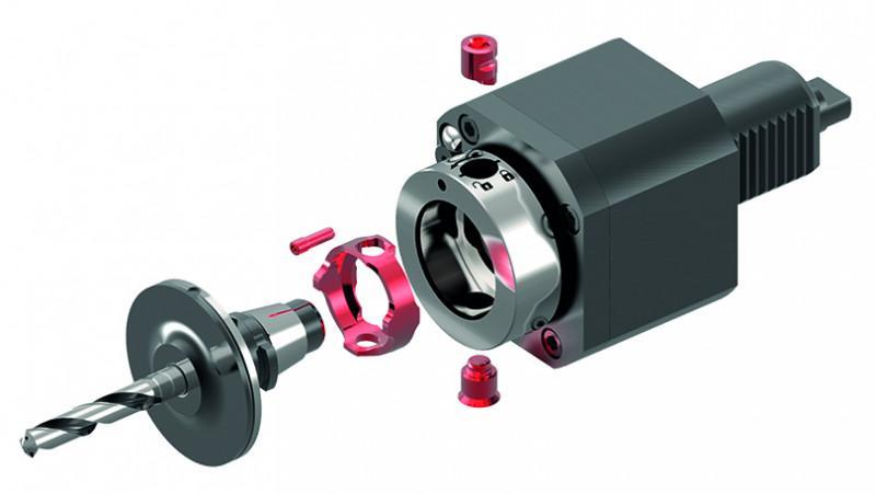 BENZ Solidfix®: Modulares Werkzeugsystem - Bedienerfreundliches, stabiles und höchst präzises Wechselsystem