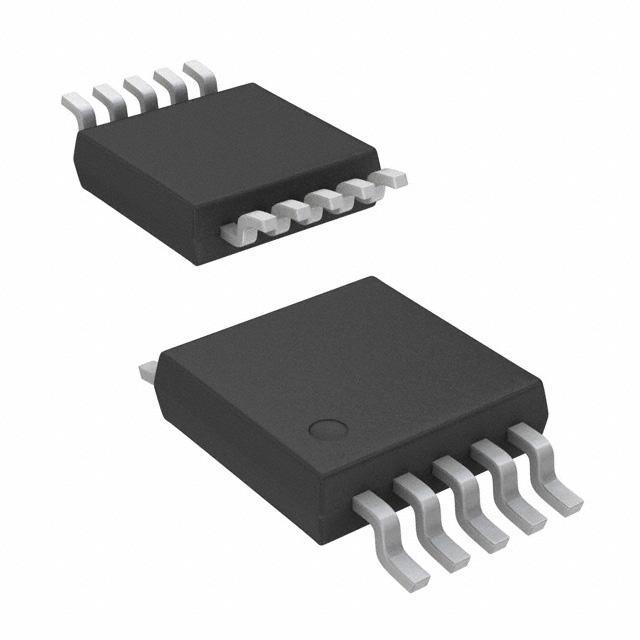 IC REG CTRLR SGL POS ADJ 10MSOP - Microchip Technology MIC5191YMM