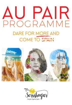 AuPair programme in Spain
