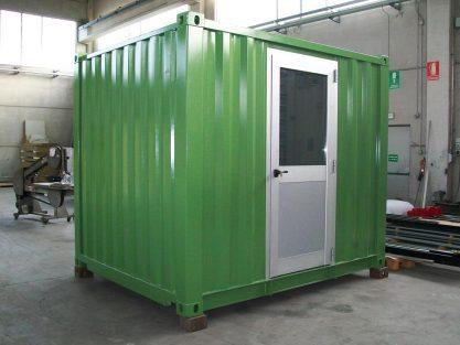CABINE IN CONTAINER & E-HOUSE - null
