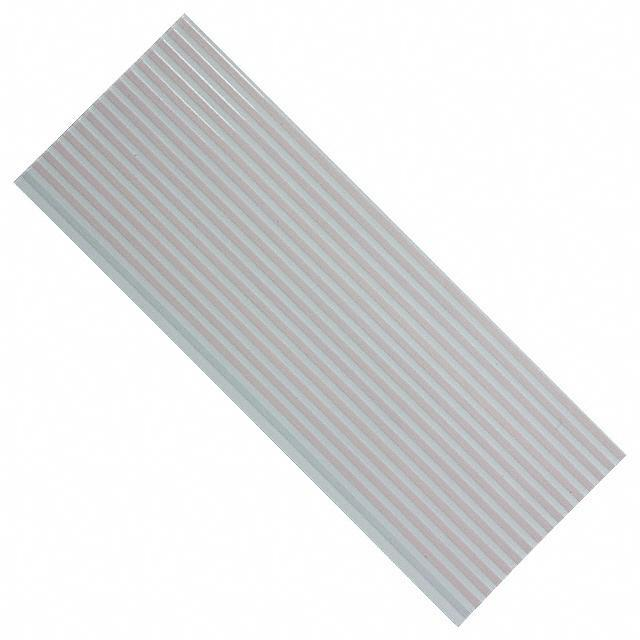 "CABLE FLAT FLEX 16COND 0.100"" - Parlex USA LLC PSR1635-16"