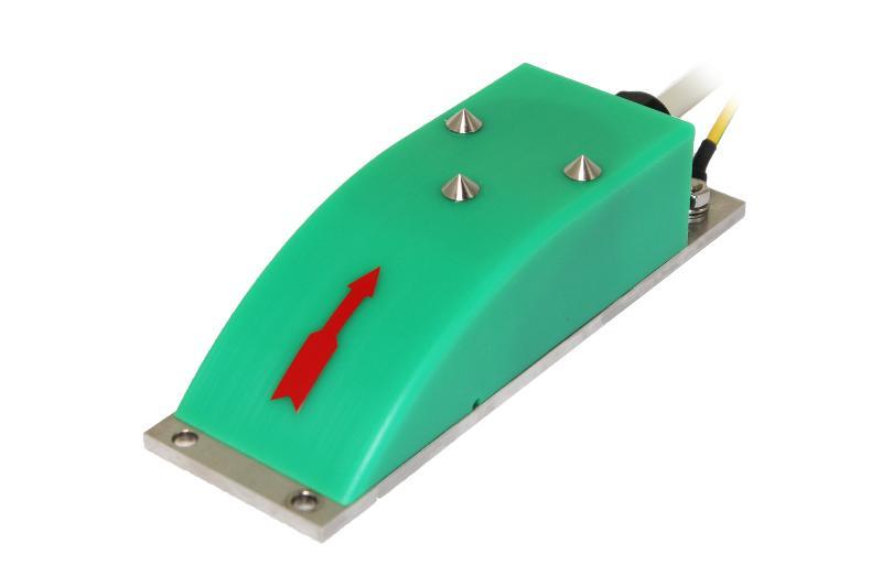 ELECTROMAGNETIC VELOCITY SENSOR FOR OPEN CHANNEL FLOW - EMV-500