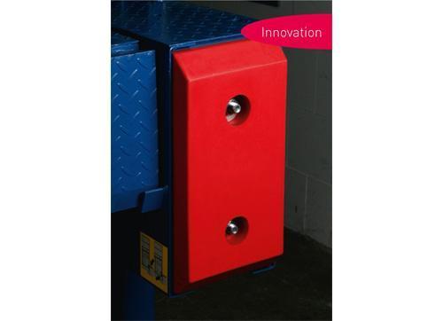 Kunststoffpuffer - Kunststoffpuffer 500x250x140