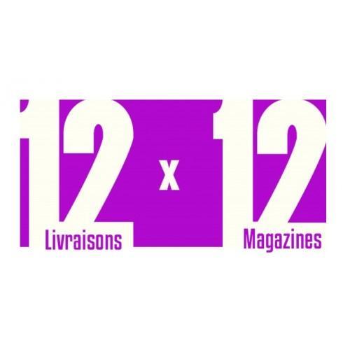 Magazines invendus 12 livraisons x 12 magazines