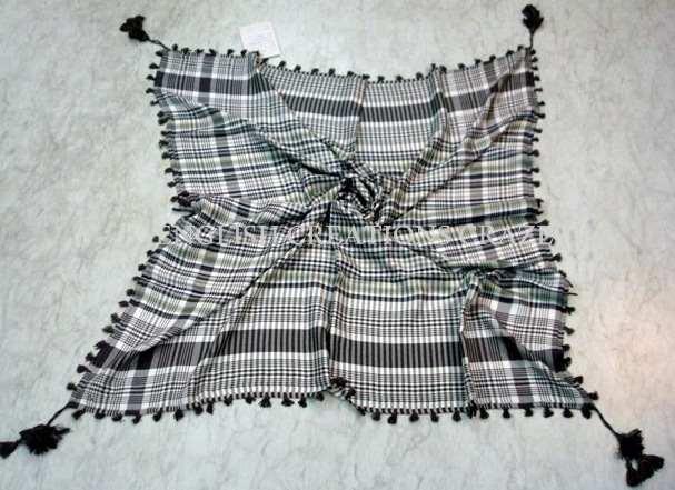 Cotton Flex Woven Scarves - Cotton Flex Woven Scarves