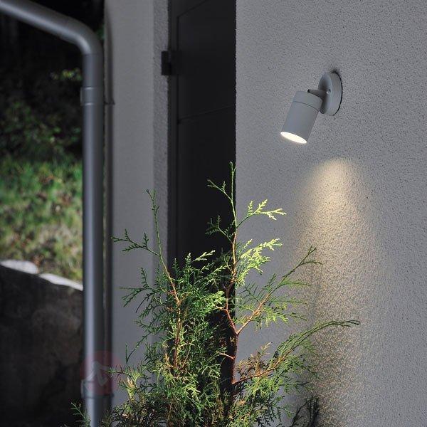 Applique d'extérieur flexible New Modena grise - Toutes les appliques d'extérieur