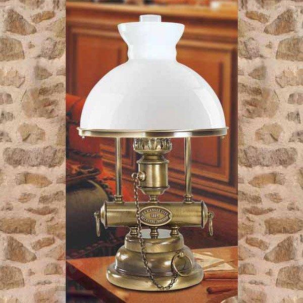 Jolie lampe à poser Aphrodite - Lampes à poser classiques, antiques