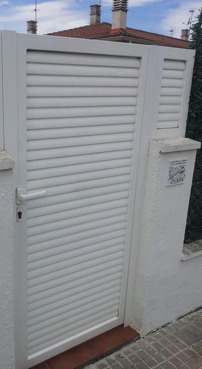 Porte métallique - Porte métallique