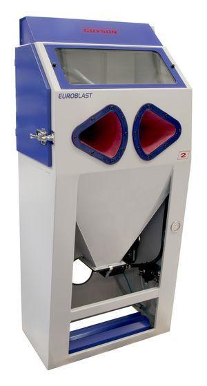 Cabine de sablage à manches - Euroblast 2