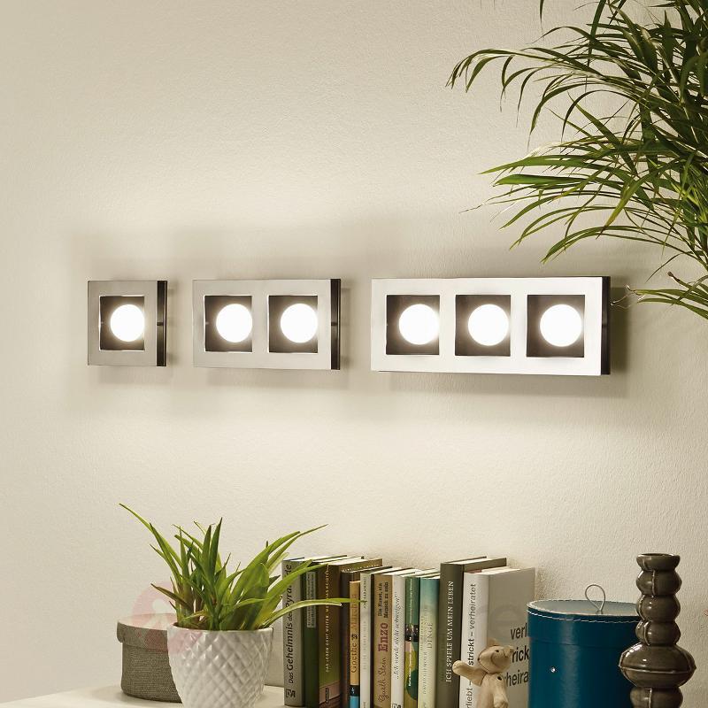 Plafonnier LED à trois flammes Bllamonte - Plafonniers LED