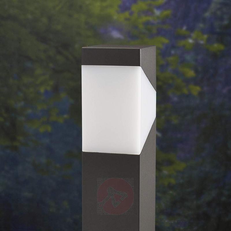 Aluminium LED path light Kiran - Path and Bollard Lights