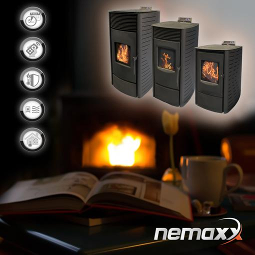 Nemaxx P12 Pelletofen