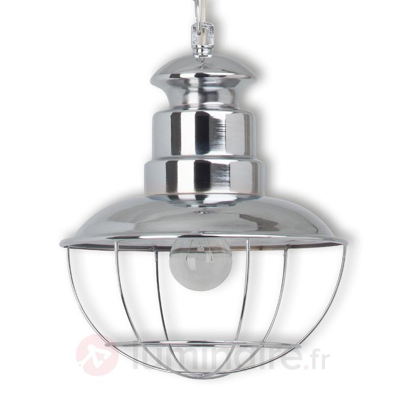 Suspension en chrome brillant Martu - Toutes les suspensions