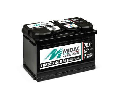 Itineris - Batteries Midac