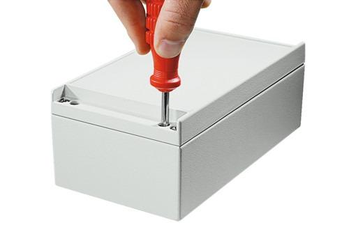aluPLUS - Un boitier moderne en aluminium pour l'électronique industrielle.