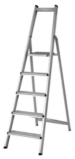 Escadote Profissional em Aluminio - Escadote Profissional em Aluminio