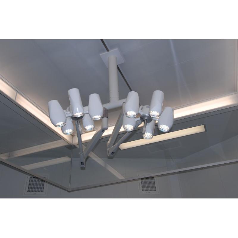 Eclairages opératoires ADMECO-Lux LED - Materiel medical