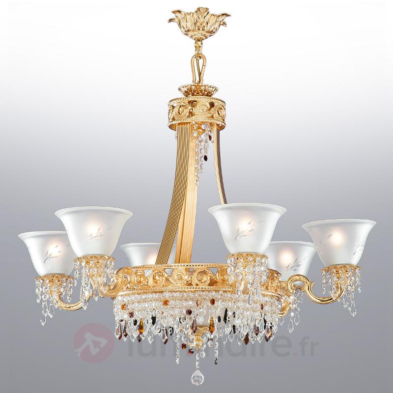 Grand lustre San Petersburgo - Lustres en cristal