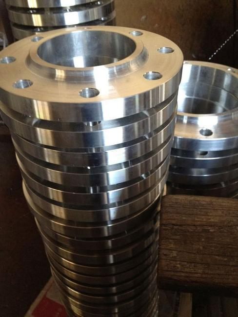 LAP JOINT FLANGE - Steel flanges