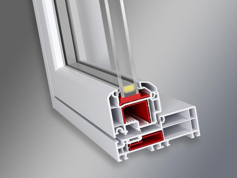 pvc-windows aluplast nordline - pvc-joinery
