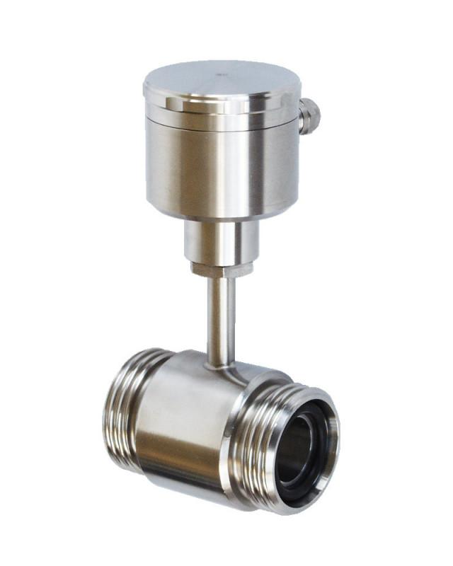 Inline temperature transducer with Pt 100 for pipe mounting - Inline temperature transducer with Pt 100 for pipe mounting